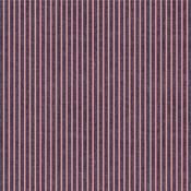 Pink Stripe Fabric Sheet - Denim Blues - We R Memory Keepers