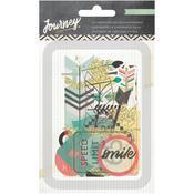 Journey Ephemera Pack - Crate Paper