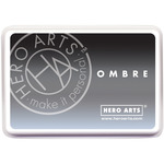 Gray To Black - Hero Arts Ombre Ink Pad