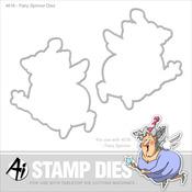 Fairy Spinner - Art Impressions Die