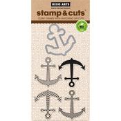 Anchor - Hero Arts Stamp & Cuts