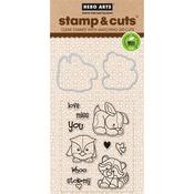 Baby Animals - Hero Arts Stamp & Cuts