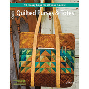 Quilted Purses & Totes - Leisure Arts