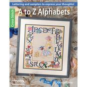 Leisure Arts - A To Z Alphabets