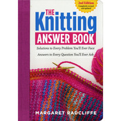 Storey Publishing - The Knit Answer Book 2nd Edition