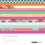 Fiesta! 6.5 x 6.5 Paper Pad  - Kaisercraft
