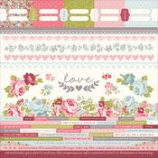 Secret Garden Cardstock Stickers - KaiserCraft