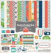 Travel Stories Collection Kit - Carta Bella