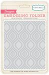 Ogee Embossing Folder - Carta Bella