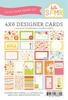 Hello Summer 4 x 6 Journal Cards - Echo Park