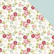 Roses Paper - Secret Garden - KaiserCraft