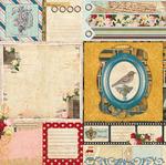Nostalgia Paper - Juliet - Bo Bunny