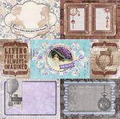 Captured Paper - Penny Emporium - Bo Bunny