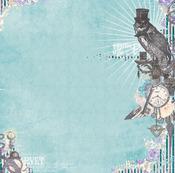 Wind Up Paper - Penny Emporium - Bo Bunny