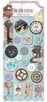 Penny Emporium Buttons - Bo Bunny