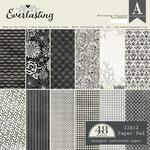 Everlasting 12 x 12 Paper Pad - Authentique