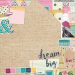 Mood Board Paper - So Fancy - Simple Stories