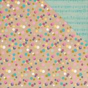 Too Cute Paper - So Fancy - Simple Stories
