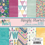 So Fancy 6 x 6 Paper Pad - Simple Stories