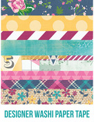 So Fancy Washi Paper Tape - Simple Stories