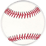 "Baseball 3.5"" Round - C&D Visionary Patch"