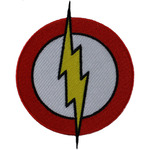 Flash Logo - DC Comics Patch