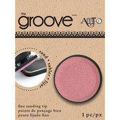 Groove Tool Replacement Tip Fine Sandpaper