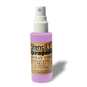 Stencil1 Sprayers Standard Colors 2oz - Pink