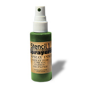 Green - Stencil1 Sprayers Standard Colors 2oz