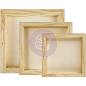 Archival Case Wooden Trays Set 1 - Relic & Artifacts - Prima