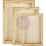 Archival Case Wooden Trays Set 2 - Relic & Artifacts - Prima
