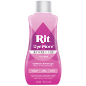 Super Pink - Rit Dye More Synthetic 7oz