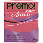 Sunset Pearl - Premo Accents Sculpey Polymer Clay 2oz