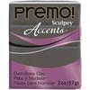 Graphite Pearl - Premo Accents Sculpey Polymer Clay 2oz