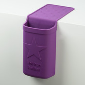 Hot Iron Heat - Resistant Silicone Holster Original - Purple