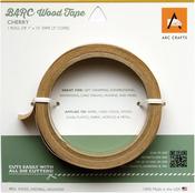 """Cherry - Barc Wood Adhesive Tape 1""""X15'"""