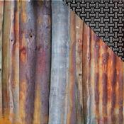 Rusty Paper - Scrap Yard - KaiserCraft