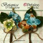 Teal Velvet Hydrangea Stems - Petaloo