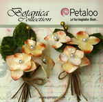 Cream Velvet Hydrangea Stems - Petaloo
