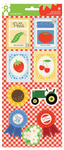 Heartland Farm Dimensional Stickers - Reminisce