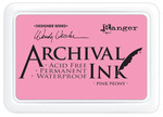 Pink Peony Designer Series Archival Ink Pad - Ranger