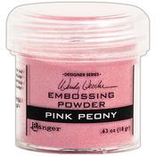 Pink Peony Embossing Powder - Wendy Vecchi - Ranger