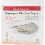 """30""""X29.5"""" White - Collapsible Sweater Dryer"""