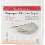 "30""X29.5"" White - Collapsible Sweater Dryer"