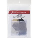 "24""X24"" White - Mesh Sweater Wash Bag"