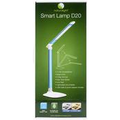 Metallic Silver - Smart Lamp D20 Desk Lamp