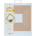 "Spellbinders 6""X6"" Card Creator Dies - Matting Basics 4"