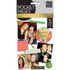 Big City Brights Foil Stickers - Pocket Pages - Me & My Big Ideas