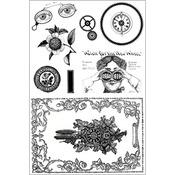 Junque Gypsy Rhapsody Stamp Set-