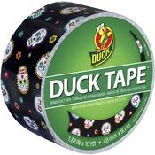 Sugar My Skull Patterned Duck Tape